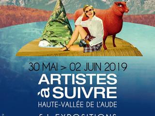 30 Mai-02 Juin 2019- Artistes à suivre