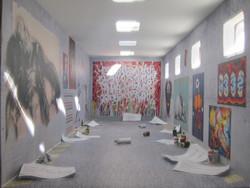 Le mini musée. 2014