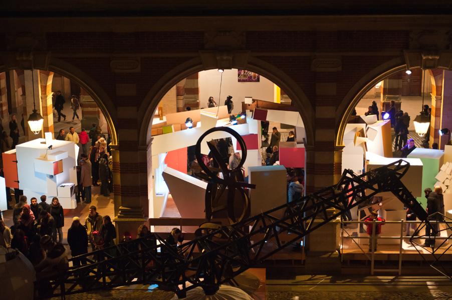 Noël en Boites. 2010.
