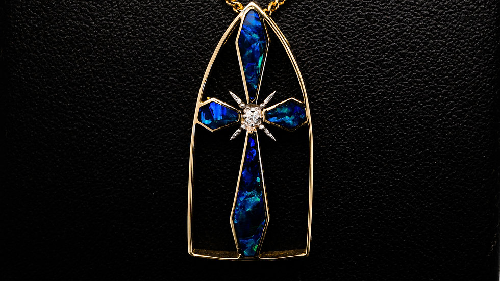 Royal Opal Pendant