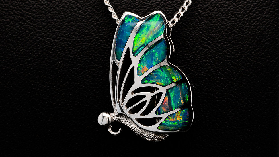 The Butterfly Pendant/Brooch