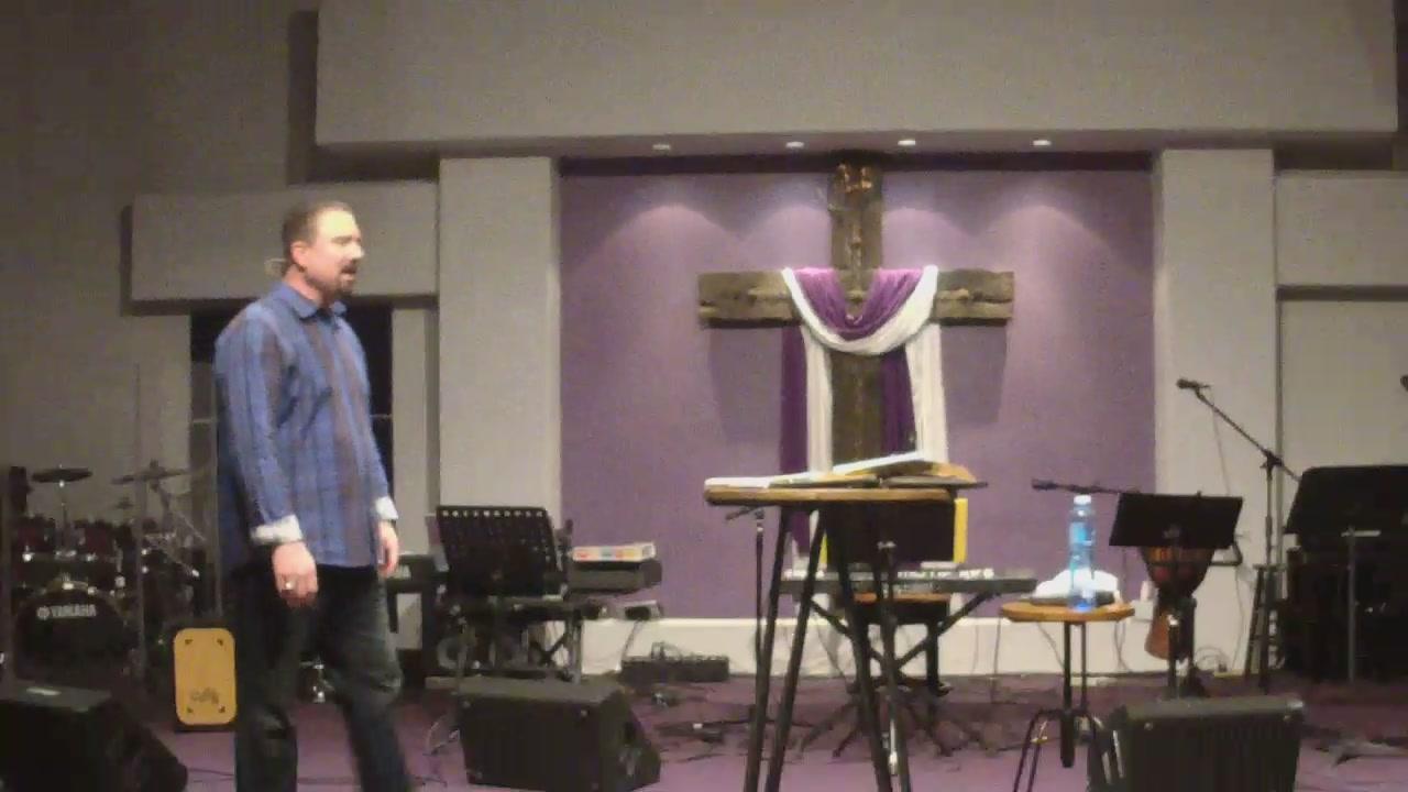 Sunday Morning- Pastor Doug Hefley: Good News pt. 2