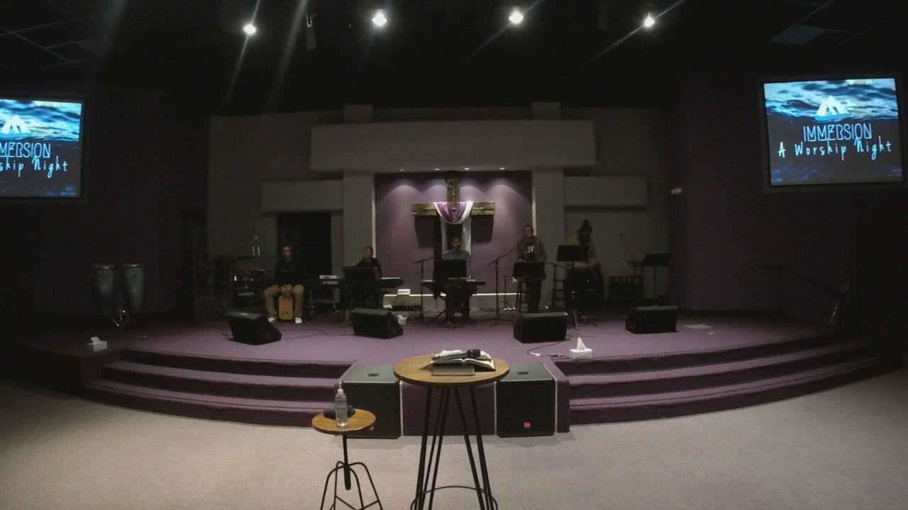 Wednesday Night- Pastor Dan Sherstad: Kingdom Abundance and Increase
