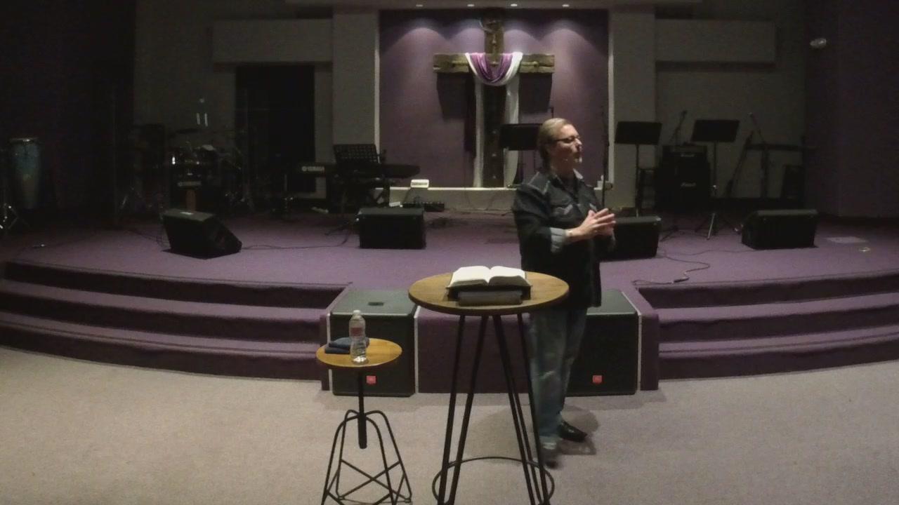 Wednesday Night Live - Pastor Dan Sherstad
