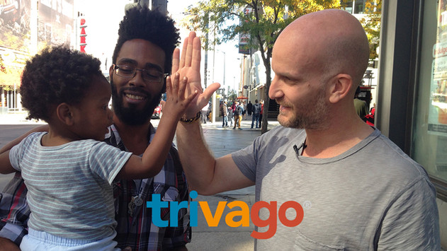 GoBeKind with Trivago