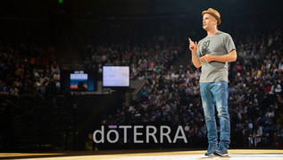 DoTERRA GLOBAL CONVENTION