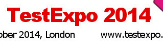 TestExpo 2014 – Defining the Digital Testing Strategy - 21 October, London