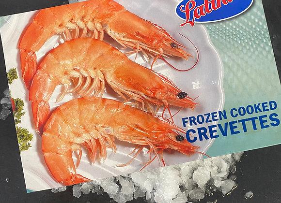 Frozen Cooked Crevettes