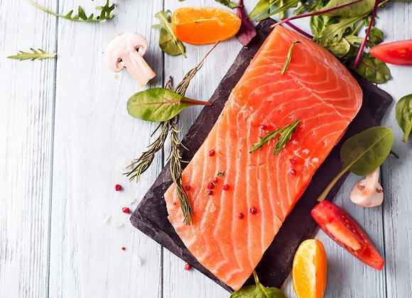 Frozen Salmon Portions