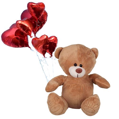 Balloon and Bear