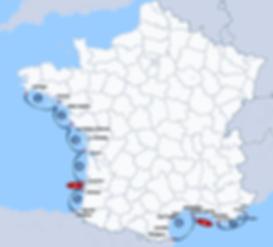 Publicité aérienne Nouvelle Aquitaine
