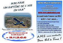 Commander un bapteme de l'air dans l'Hérault près de Béziers (34) Airmidipassion