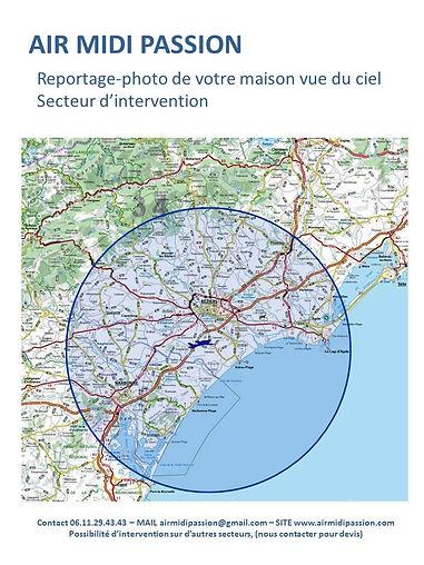 Air Midi Passion - Secteur prises de vue aériennes