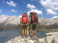 OVERNIGHT & BACKPACKING ADVENTURES