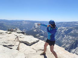 Private day hike to the Cloud's Rest summit Tioga Road in Yosemite National Park's high country. Available to visitors ages 9 and up.