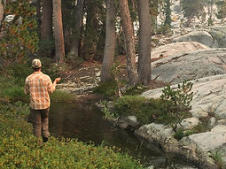 Our 6 day and 5 night Yosemite Grand Slam Backpacking Adventure is great for beginners and advanced anglers that are looking to catch brown, rainbow, brook and golden trout over 45 miles of Yosemite's most rugged and pristine backcountry waters.