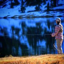 THE YOSEMITE GRAND SLAM ALL INCLUSIVE FLY FISHING PACKAGE