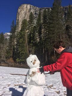 SNOWMAN_YOSEMITEVALLEY