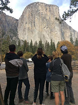 Experience the famed Yosemite Valley her stunning waterfalls, iconic landmarks and historic places on this incredible group tour and hike!