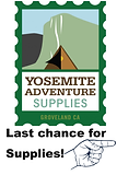 YOSEMITE ADVENTURE SUPPLIES