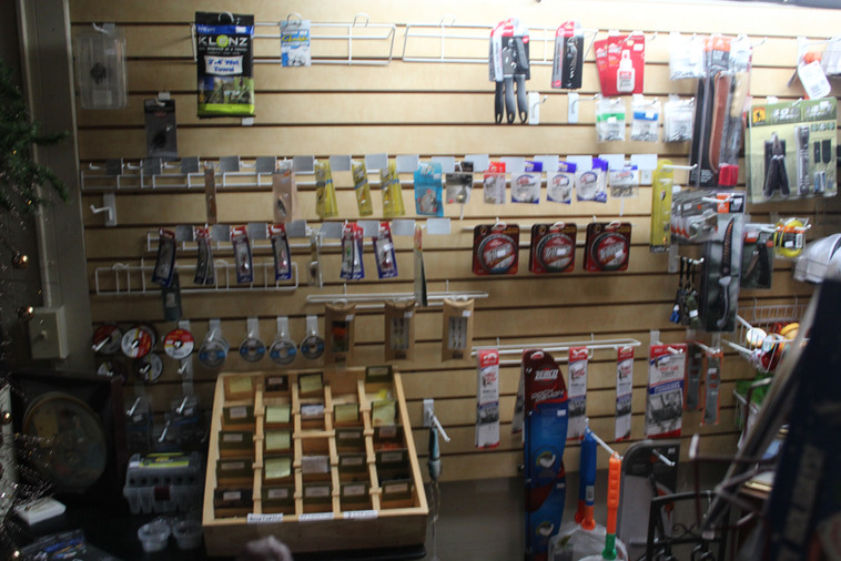 Bait, Tackle and Fly Shop