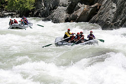 Three day and two night, intermediate whitewater rafting trip combined with private fly fishing in the Sierra foothills just 75 minutes from Yosemite Valley for visitors 12 years old and up.