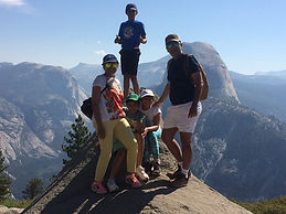 """""""JUST ONE DAY IN YOSEMITE"""" HIKE & SIGHTSEEING ADVENTURE TOUR"""
