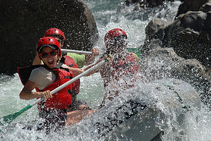 1/2 - 3 day whitewater rafting trips on the Tuolumne River (class III - V)  and the Merced River (class II - IV). Available through our trusted rafting partners for visitors ages 7 and up!