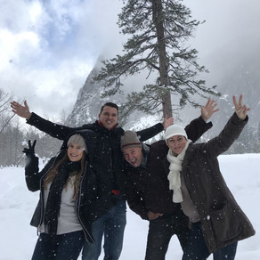 5 AWESOME WINTER ADVENTURES IN YOSEMITE NATIONAL PARK!