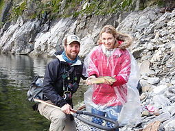 Schedule time with a fly fishing guide to fine-tune your trout game!