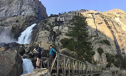 Private day hike to Wapama Falls in the Hetch Hetchy region of Yosemite National Park. Available to visitors ages 9 and up.