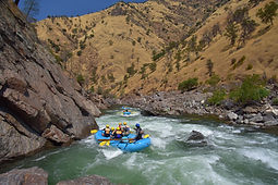 Three day and two night, intermediate whitewater rafting trip in the Sierra foothills just 75 minutes from Yosemite Valley for visitors 12 years old and up.