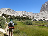 CUSTOM BACKPACKING ADVENTURE IN YOSEMITE