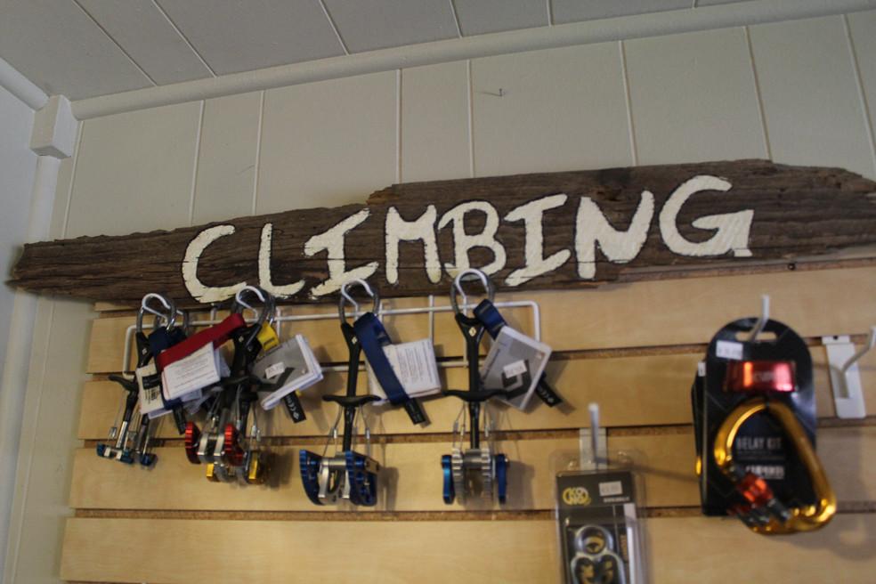 Climbing Supplies