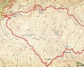 Red Peak Pass Loop: The Most Diverse 50 Miles in Yosemite