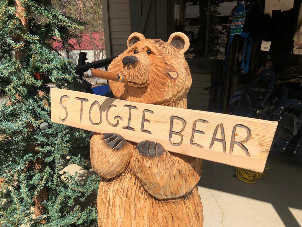 Stogie Bear