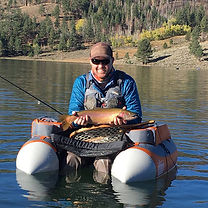 Private, guided, catch & release, full day fly fishing adventure for rainbow, brown, brook and/or golden trout in the Tuolumne and Merced River watersheds of Yosemite National Park. Available to all anglers 9 years old and up regardless of experience.