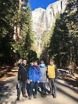 Private, guided sightseeing hike and tour of the Yosemite Valley waterfalls in Yosemite National Park. Available for visitors of all ages, abilities and interests.