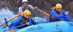 Advanced full day whitewater rafting trip in the Sierra foothills just 75 minutes from Yosemite Valley for visitors 16 years old and up.