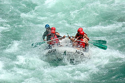 Two day and one night, intermediate whitewater rafting trip in the Sierra foothills just 75 minutes from Yosemite Valley for visitors 12 years old and up.