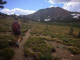 Private day hike to Mono Pass from Tioga Road in Yosemite National Park's high country. Available to visitors ages 9 and up.