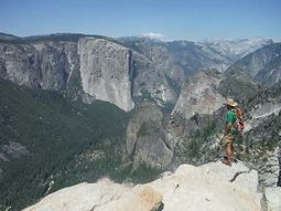 Private day hike along the Glacier Point Loop on the southern rim of Yosemite Valley in Yosemite National Park. Available to visitors ages 9 and up.