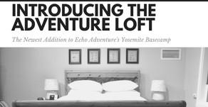 Introducing the Echo Adventure Loft!