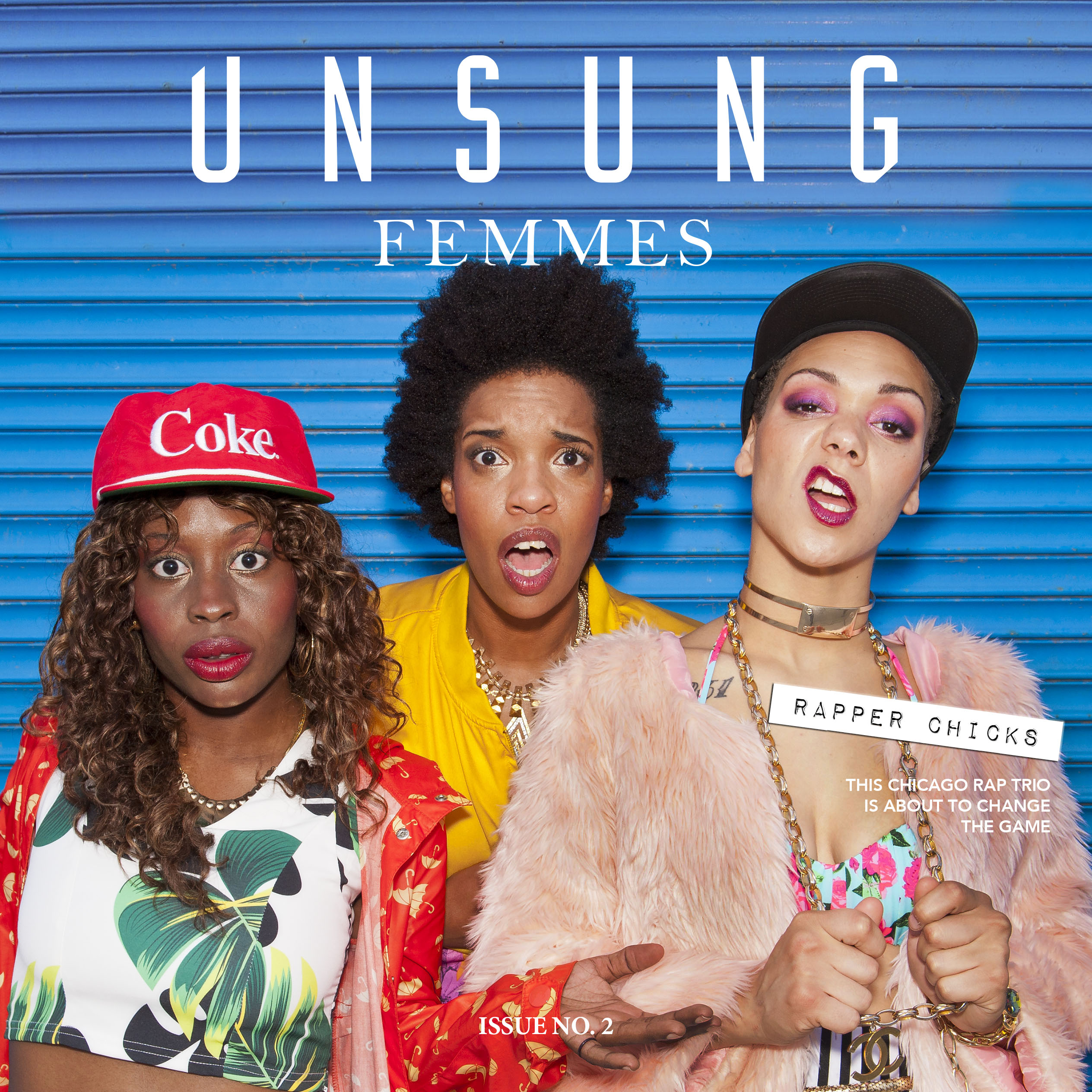 Unsung Femmes Issue No. 2