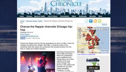 Chance the Rapper Q&A