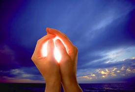 Healing Hands les mains qui soignent