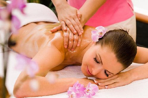 Chèque cadeau Massage de 60 Minutes