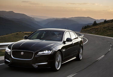 Berline Jaguar XF