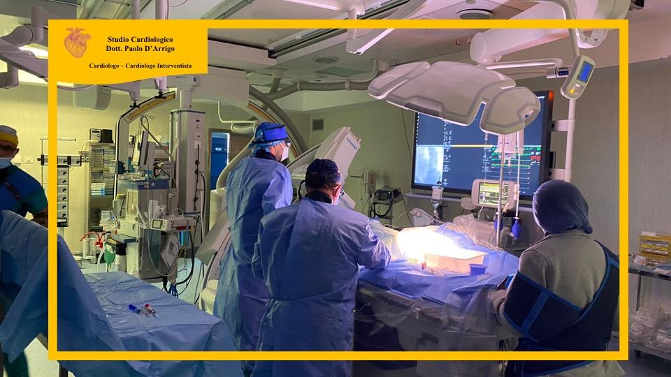 Angioplastica Coronarica Urgente in Infarto Miocardico Acuto