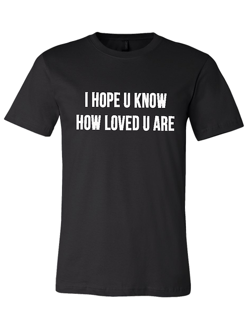 Loving-Kindness Shirt (Black)